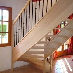 ESCALIERS DE FRANCE - Bernay - Escalier Bistrot
