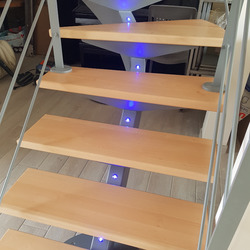 ESCALIERS DE FRANCE - Bernay - Leds