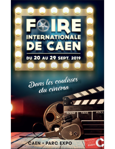 Escaliers de France participe à la foire internationale de Caen du 20 au 29 Septembre
