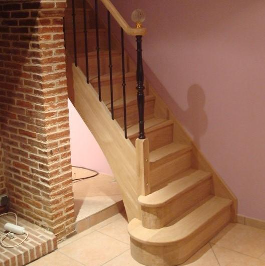 À la découverte de l'escalier bistrot
